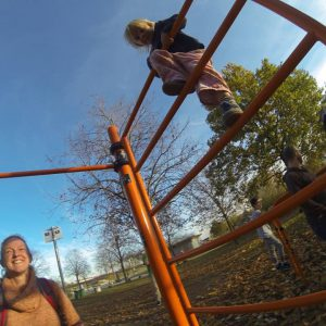 Freiluft Workout mit WIG und ISW zögerlicher Kletter - Genau kostenlose Motivation - Gratis Training – sicher inklusive Tricks - Fitness - Calisthenics - Vienna Österreich - Austria Wien
