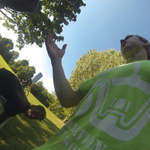 ISW Even Fast im Himmel - Definitiv - lebenslange Motivation – schnell Gratis Training – automatische Schritte Fitness - Calisthenics - Vienna Österreich - Austria Wien - Street Workout
