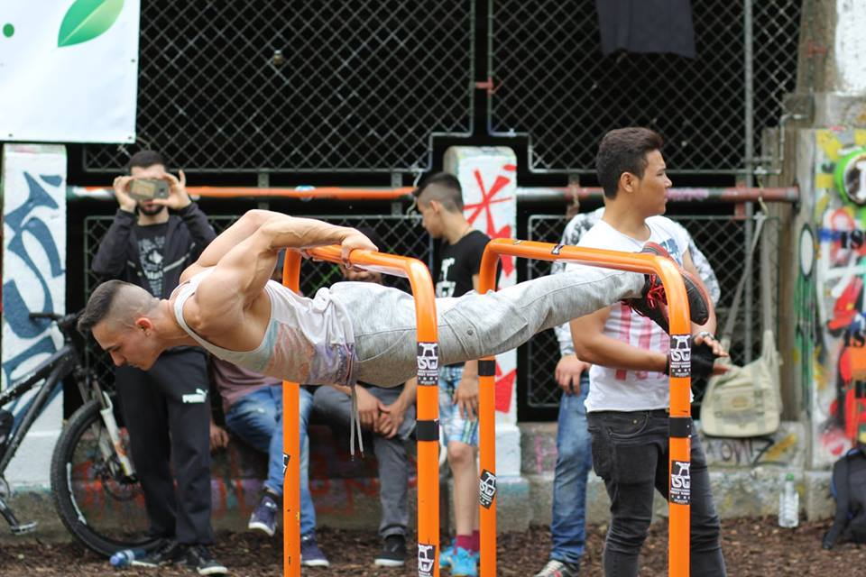 ISW Event 2016 Bodylifting