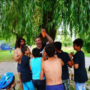ISW Event 2016 Schoko von Rapunzel Kinder