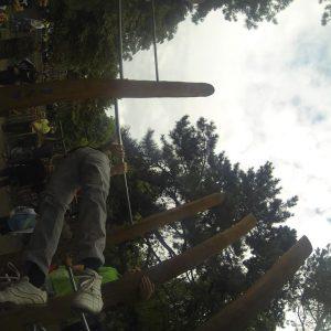 ISW Event in Allerheiligenpark Erklärung von einer Übung