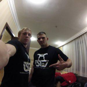 Olksii Odnolkin + Adam Raw - Definitiv - lebenslange Motivation mit Wahrheit – inklusiv Gratis Training – jetzt Fitness - Calisthenics - Vienna Österreich - Austria Wien - Astana