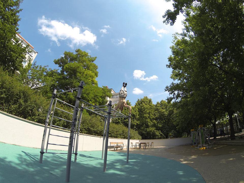 Rochuspark ISW Sportanlage