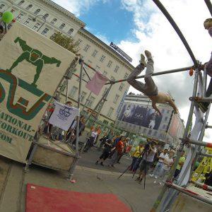 ISW Streetlife Festival 2016 Flug