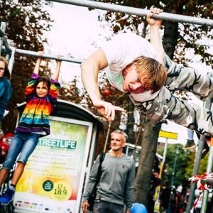 ISW Streetlife Festival 2016 one arm back lever