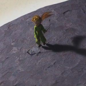 The Little Prince - Der kleine Prinz - Le Petit Prince - 86 - Antoine de Saint-Exupéry - Ganzes Buch - Originaltext mit Audios - es ist ganz einfach: man sieht nur mit dem Herzen gut - Hier mein GeheimniS - Das Wesentliche ist für die Augen unsichtbar