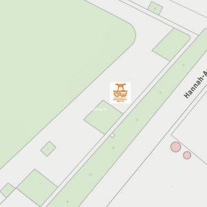 Stadtplan Wien - Hannah Arendt Park - Sportplatz für Street Workout und Calisthenics - ISW - Vienna Austria - Österreich Wien - Donaustadt - Gratis Training - Fitness - sofort Motivation