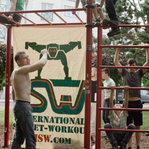 ISW Event - Das Fest der Nachbarschaft - Du bist Dran - ultimativ überraschende Wahrheit - Motivation - sicher Experte - Gratis Training - Fitness - Calisthenics - Street Workout - Vienna Österreich - Austria Wien