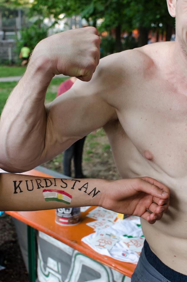 ISW Event Das Fest der Nachbarschaft KURDISTAN
