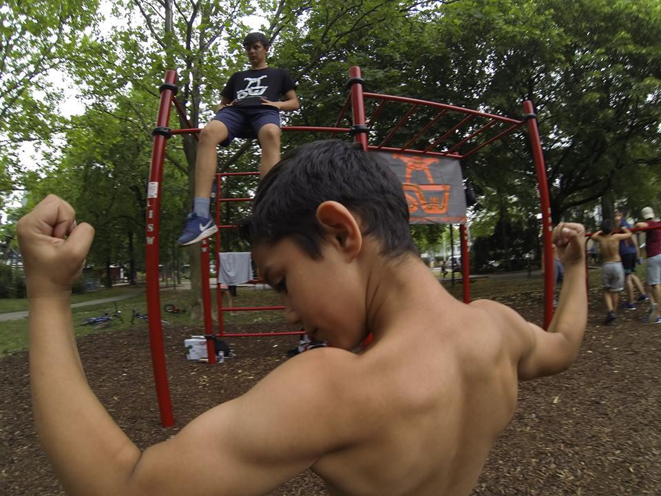 TRAINING ISW JZ16 Vorstellung von Rücken