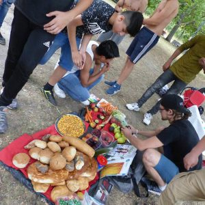 ISW EVENT - GEMEINSCHAFT VON DONAUINSEL - WeGain Community verteilt gesunde Lebensmittel - Tricks mit Motivation – sparen sofort - Gratis Training - Fitness - Vienna Österreich - Austria Wien - Calisthenics - Street Workout