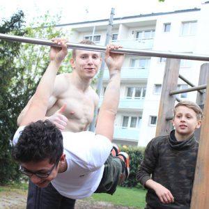 ISW EVENT Fit im Park - Übersetzungen sind immer nur Interpretationen - Vienna Österreich - Austria Wien - Street Workout - Motivation - Gratis Training Calisthenics - Fitness - Außergewöhnlich - jetzt