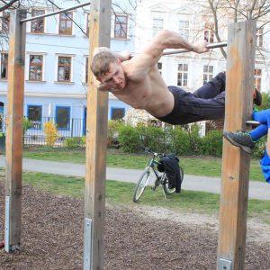 ISW EVENT - Fit im Park - Freunden schaffen alles gemeinsam - Vienna Österreich - Austria Wien - Street Workout - Motivation - Gratis Training Calisthenics - Fitness - Außergewöhnlich - Risikofrei