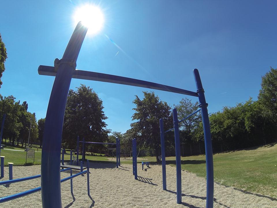 Laaerbergbad - Trainingspark ISW - Vienna Austria - Österreich Wien - Favoriten - Sporteinrichtung