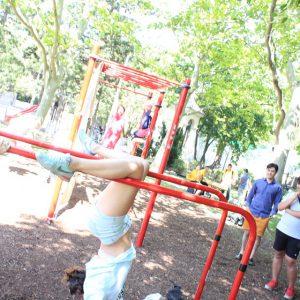 Nachbarschaftsfest in Ottakring mit ISW - International Street Workout - Trick mit Knick - Gratis Training - Calisthenics - Fitness - einfach Motivation - Vienna Österreich - Austria Wien
