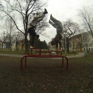 International Street Workout ISW - Österreich Wien - Vienna Austria - Margaretengürtel - Training - Diagnose ist die hochbezahlte Kombination von Wissen, Erfahrung und Glück