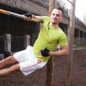 International Street Workout ISW - Österreich Wien - Vienna Austria - Roßauer Lände - Donaukanal - Training - Gesundheit ist auch harte Arbeit und Disziplin bis an die persönlichen Grenzen