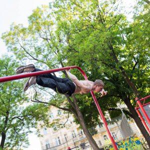 International Street Workout ISW - Österreich Wien - Vienna Austria - Roßauer Lände - Donaukanal - Training - Wo Liebe wurzelt, blüht das Glück