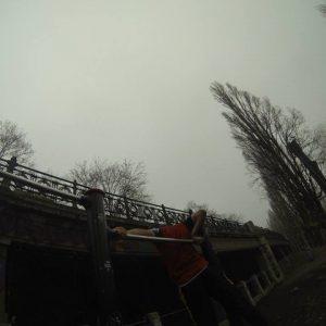 International Street Workout ISW - Österreich Wien - Vienna Austria - Roßauer Lände - Training - Calisthenics - So manche Tugend hält sich nur deshalb, weil ihr zur Untugend die Kraft fehlt