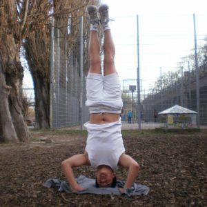 International Street Workout ISW - Österreich Wien - Vienna Austria - Training - Es geht darum, ein Gleichgewicht herzustellen zwischen materieller Entwicklung und menschlichen Werten