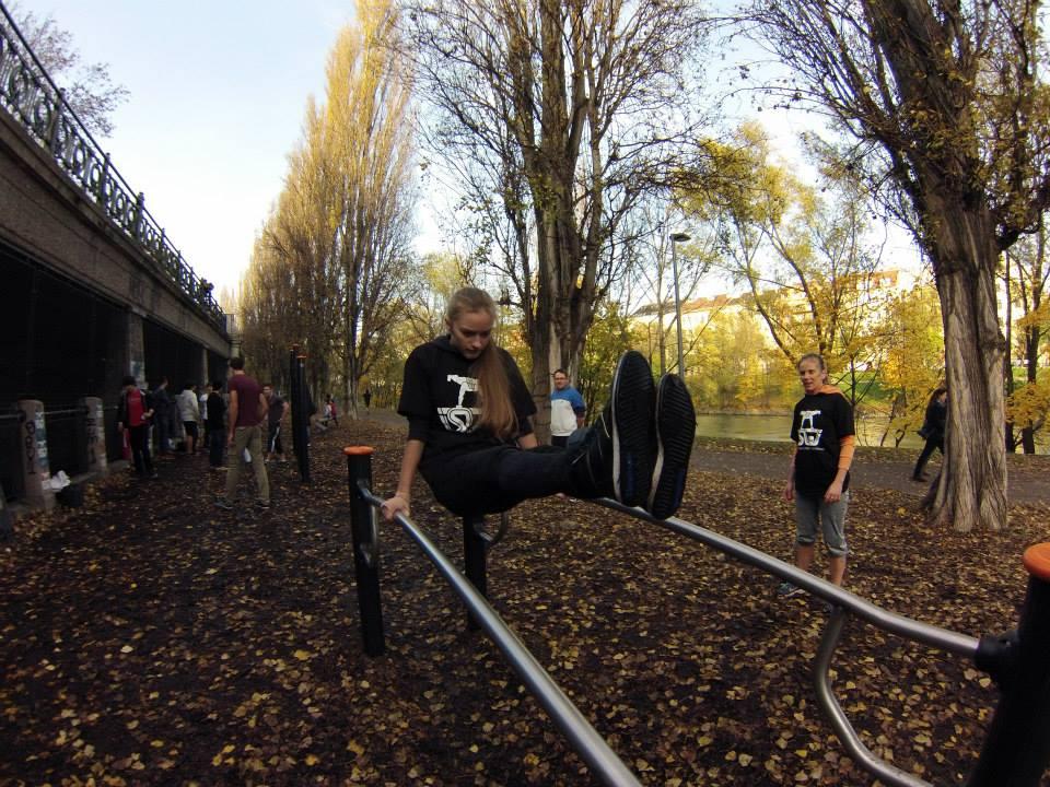 International Street Workout ISW - Österreich Wien - Vienna Austria - Training - Halte dich an das Schöne! Vom Schönen lebt das Gute im Menschen und auch seine Gesundheit