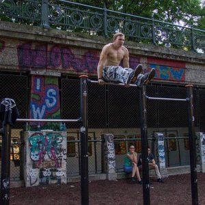 International Street Workout ISW - Österreich Wien - Vienna Austria - Training - Wer keine Zeit für seine Gesundheit hat, wird später viel Zeit für seine Krankheiten brauchen