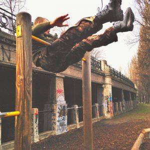 Oleksii Odnolkin - International Street Workout ISW - Österreich Wien - Vienna Austria - Roßauer Lände - Training - Einfachheit in der Wahl der Nahrung fördert die körperliche Gesundheit