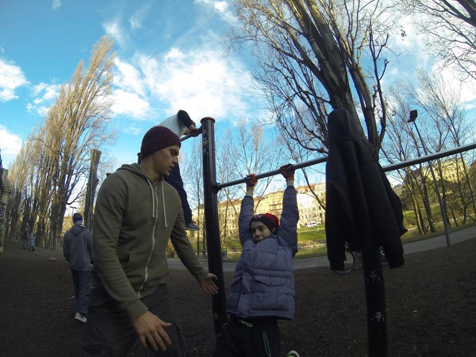International Street Workout ISW - Österreich Wien - Training - Calisthenics - Schonung der Schwachheit, Vatersinn, Vaterzweck, Vateropfer im Gebrauch seiner Kraft, das ist reine Höhe der Menschheit