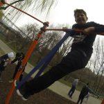 International Street Workout ISW - Österreich Wien - Training - Calisthenics - Vienna Austria - Die Ersetzung der Macht des Einzelnen durch die der Gemeinschaft ist der entscheidende kulturelle Schritt