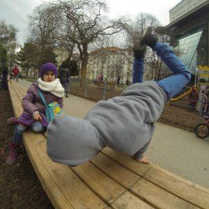 International Street Workout ISW - Vienna Austria - Österreich Wien - Training - Roßauer Lände - Calisthenics - Halte die Fähigkeit zur Anstrengung in dir lebendig durch ein wenig freiwillige Übung jeden Tag