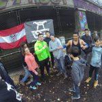International Street Workout ISW - Vienna Austria- Training - Calisthenics - Nur die Kraft der Utopie kann den Menschen über alle Abgründe von Theorie und Praxis zur Wahrheit tragen