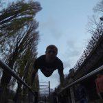International Street Workout ISW - Österreich Wien - Vienna Austria - Roßauer Lände - Training - Calisthenics - Es gehört mehr Kraft zum Leiden als zum Tun, mehr Stärke zum Entbehren als zum Genießen