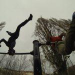 International Street Workout ISW - Österreich Wien - Training - Calisthenics - Habt nicht Gemeinschaft mit den unfruchtbaren Werken der Finsternis, deckt sie vielmehr auf
