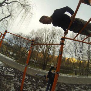 International Street Workout ISW - Österreich Wien - Training - Roßauer Lände - Calisthenics - Viel ist Übung – Überlegen aber weit noch mehr. Darum kommt der rechte Segen nur vom Denken her