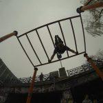 International Street Workout ISW - Vienna Austria - Roßauer Lände - Training - Calisthenics - Ein Starker weiß mit seiner Kraft hauszuhalten, nur der Schwache will über seine Kraft hinaus wirken