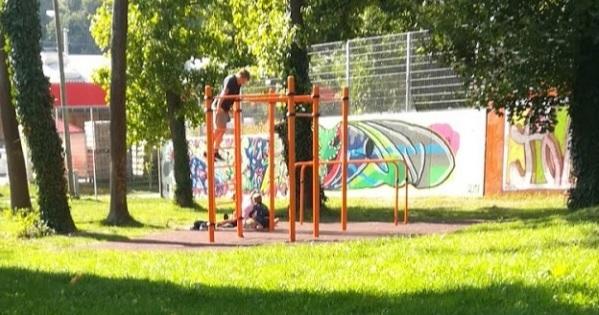 Hütteldorf - Trainingspark ISW - Vienna Austria - Österreich Wien - Penzing - Sportanlage