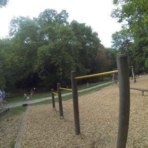 Dehnepark - Trainingspark ISW - Vienna Austria - Österreich Wien - Penzing - Sporteinrichtung